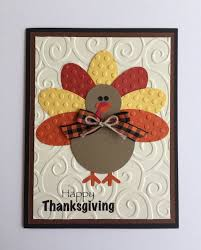 handmade turkey thanksgiving card thanksgiving