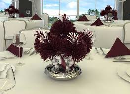 anniversary centerpieces and favors anniversary decorations