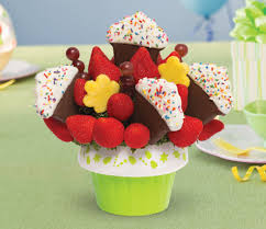 fresh fruit cupcakes from edible arrangements food recipes