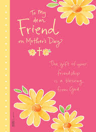 blessing card a friend and a blessing s day card cardstore
