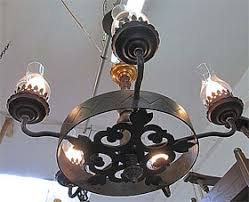 Iron Ceiling Light The Bungalow Store Lighting