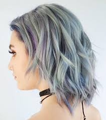 photos of gray hair with lowlights 21 silver hair looks that will make you want to go gray this