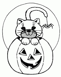 Childrens Halloween Coloring Pages by 24 Free Printable Halloween Coloring Pages For Kids Print Them All