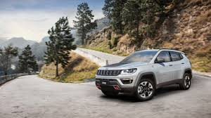 jeep compass 2017 trailhawk 2017 jeep compass motor1 com photos
