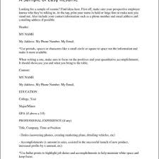 tips for your thin resume presentable resume format shalomhouse us