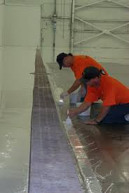 why choose a professional epoxy floor installer