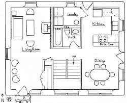 mountain cabin floor plans mountain cottage building