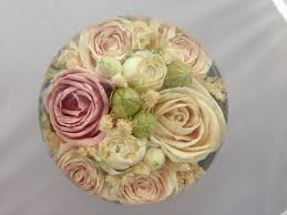 wedding flowers paperweight flower paperweight 4 5 inch