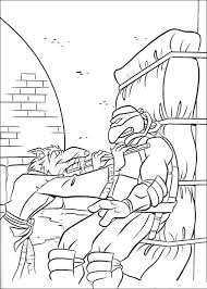 29 tmnt colouring pages images teenage mutant