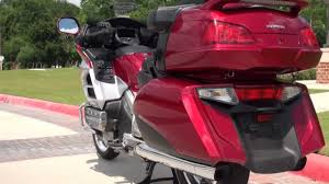 2012 honda goldwing with satellite linked navigation system and