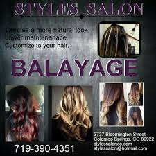 styles salon hair stylists 3737 bloomington st colorado