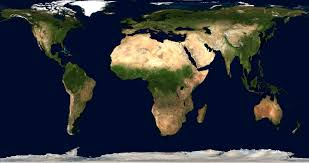 Real Map Of The World by Finally An Undistorted Map Showing The True Size Of The Continents