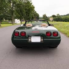 1995 chevy corvette for sale 1995 corvette convertible for sale pennsylvania 1995 polo green
