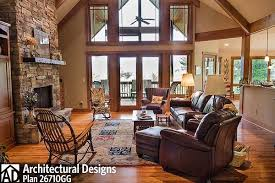 house plans with vaulted ceilings vaulted living room house plans home interior design
