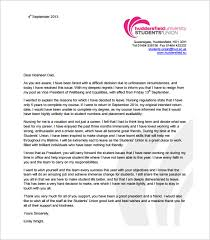 19 example of resignation letter templates u2013 free sample example