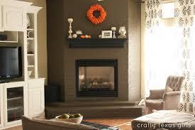 decorations simple minimalist modern fall fireplace mantel