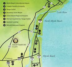 Myrtle Beach Boardwalk Map Cottages At Shaftesbury New Homes In Conway Sc H U0026h Homes