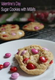 s day cookies easy sugar cookies recipe with m ms