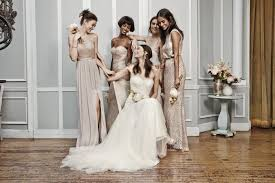 metallic gold bridesmaid dresses cameron chronicles 2016 bridesmaid dress trends with david s bridal