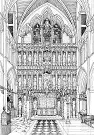 archisketchbook arts pinterest southwark cathedral