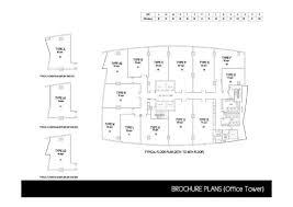 the gateway cambodia floor plan showroom hotline 65 61007688
