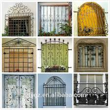 Safe & Perfect Window Grill Designs For Homes Buy Decorative
