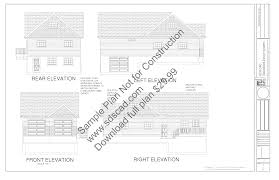 Detached Mother In Law Suite Floor Plans by Mother In Law Apartment Sds Plans