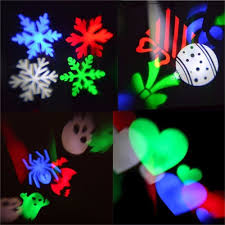 projection lights ywxlight led projection lights snowflake christmas light outdoor