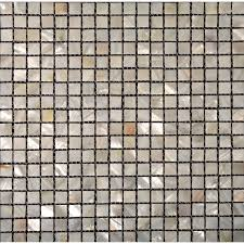 Shell Tiles For Kitchen Backsplash  Square Mother Of Pearl - Seashell backsplash
