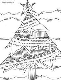 christmas tree pattern printable google xmas clay tree