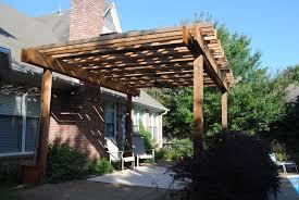 Pergola Ceiling Fan by Backyard Onecreativescientist