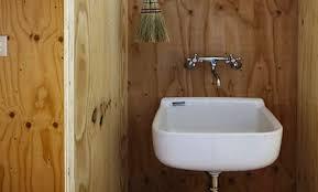 Bathroom Wood Paneling Wood Paneling In The Bathroom Care2 Healthy Living