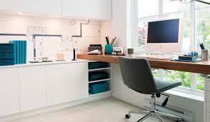 Office Table Design 2013 Sunny Office Space Interior Design Ideas