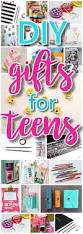Homemade Gifts For Friends by The Best Diy Gifts For Teens Tweens And Best Friends U2013 Easy