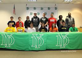 Letter Of Intent College by York High Athletes Sign College Letters Of Intent The