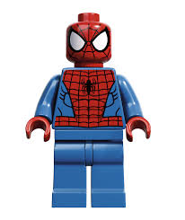 spiderman lego character wall stickers totally movable