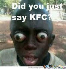 Kfc Memes - kfc by iscrapyy meme center