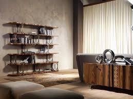 furniture home top glass bookshelves on nella vetrina tonelli