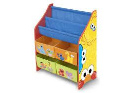 Disney Toy Organizer Delta Children Sesame Street Book And Toy Organizer U0026 Reviews