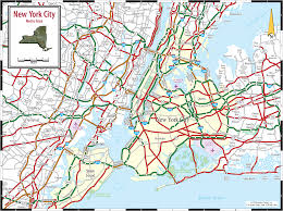 Map Ny New York City Ny Map
