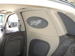 Interior Pt Cruiser 2001 Chrysler Pt Cruiser Custom Station Wagon 112690