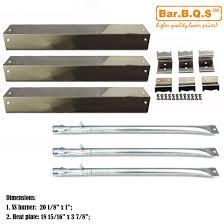 web69774 manifold for weber 3 burner gas gill 46510001 ebay