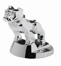 mack trucks mack chrome bulldog paperweight mack shop