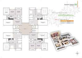 1300 sq ft 3 bhk 2t apartment for sale in abhijit realtors jayanti
