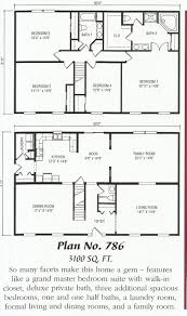 Master Bedroom Suites Floor Plans 24 Photos And Inspiration 2 Storey House Floor Plans On Impressive