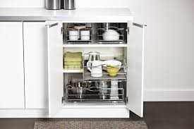 Pull Out Kitchen Cabinet Shelves by Kitchen Cabinet Pull Out Organizers Revashelf Wood Pullout