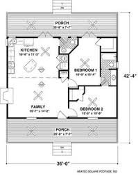 Small House Plans 700 Sq Ft Cottage Style Cool House Plan Id Chp 28554 Total Living Area