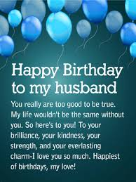 birthday card for husband to my partner for happy birthday wishes card for husband