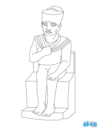 pharaoh coloring pages drawing for kids reading u0026 learning