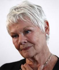 how to get judi dench hairstyle thinning hair not just a male issue stuff co nz